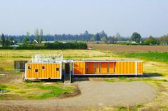 Shipping Container Homes: Proyecto ARQtainer - Casa, Chile - 5 shipping container Home