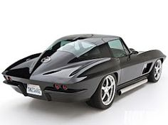 Nothing quite like a vintage Chevrolet Corvette Stringray