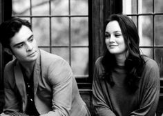 The way he looks at her in the show... I guess its just REALLY good acting how much they love each other..