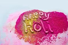 Happy Holi in Art And Design