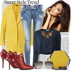 *Street style trend* | Women's Outfit | ASOS Fashion Finder