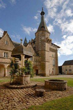 Le château de Talcy - Loir et Cher