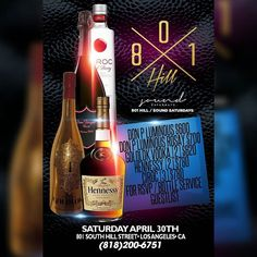 ....Saturdays ONLY Move It's #taurusseason  Birthday Bottle Specials @801hillla Tables/Guestlist  #8182006751  #domperignon $600 #domperignonrose $700 #hennessy (2) $780 Goldlok Vodka (2) $620 #ciroc (3) $780 #801hill #soldoutsaturdays #AceHotel #Reserve #WestHollywood #PlayhouseHollywood #OhmNightClub #OhmHollywood #ProjectLA #1OakLA #skyfridays #PlayhouseThursday #summer2016tour  #LureSaturdays #ArgyleHollywood #teamhennessy