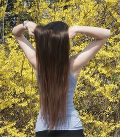 Long Hair Soreena