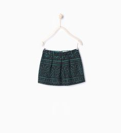 Jupe en jacquard - Jupes et shorts - Filles | 4 - 14ans - ENFANTS | ZARA Canada