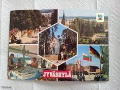 Jyväskylä, Finland, 1980-luku