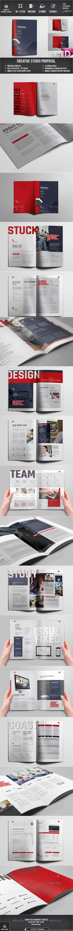 Proposal by ashuras_sharif This Proposal Templates are 32 Pages, Two Different Sizes A4 and US Letter. All units and text are Layered to customize Easily.Cou