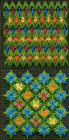 Stitch NZ Canvas Work (needlepoint)