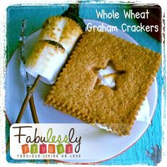 Homemade Graham Crackers | Fabulessly Frugal