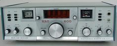 National HRO-600 Receiver