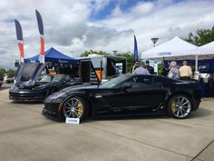 Do you love Corvettes? Then you might want to get to the National Corvette Museum this weekend to get a close look at the new 2018 Corvette. While you're there, be sure to check out the Nowicki Autosport Michelin ConceptZ #C7 #Corvette #Z06 equipped with #NowickiAutosport's famous carbon fiber enhancements, and 19x10/20x12 #Forgeline one piece forged #monoblock #GT1 5-Lug wheels finished in Satin Silver! See more at: http://www.forgeline.com/customer_gallery_view.php?cvk=1822