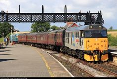 RailPictures.Net Photo: 31271 British Rail BR Class 31 at Ripley, Derbyshire, United Kingdom by Jonathan King
