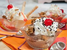 Chocolate Sauce for Ice Cream recipe from Marcela Valladolid via Food Network