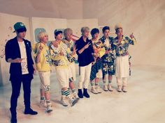 LC9 Group - AO ♥ 2nd  to the right
