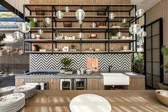 Cozinha: um lugar tão especial merece atenção especial na escolha dos materiais. Listamos 10 inspirações para revestimento de cozinhas, confira!
