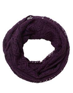 LACE sjal lila | Scarves | Sjalar & halsdukar | Accessoarer | INDISKA Shop Online
