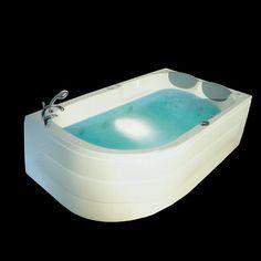 Profitez d'un bain à deux grâce à cette baignoire asymétrique 180x115cm. Disposant d'un système balneothérapie ultra moderne, cette baignoire balneo vous apportera tout le confort nécéssaire.  Baignoire balnéothérapie 2 places TONGA - NVS1 - VICTORY SPA : http://www.ma-baignoire-balneo.com/baignoire-balneo-asymetrique-tonga-180-x115-victoryspa-xml-1081_1094-1558.html