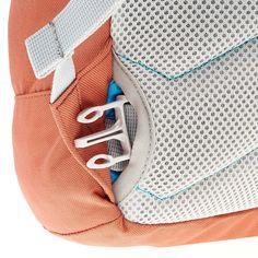 sac à dos E 22 CL brique QUECHUA - Sacs à dos Randonnée - Decathlon