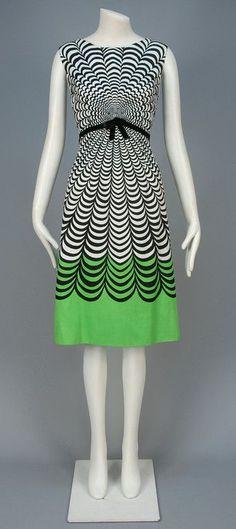 "1960's ""Mod"" Dress"