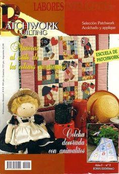 124 Labores Inteligentes Patchword Quilting n. 1 - maria cristina Coelho - Álbuns da web do Picasa