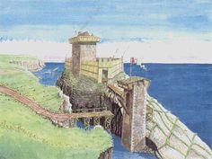 Caithness.Org - Caithness Castles : Gunn Castle