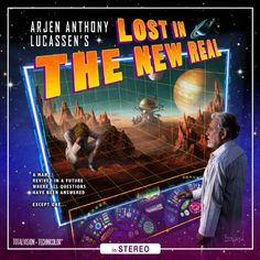 Lost In The New Real (2CD Digi):   Musical diversity is one of the hallmarks of ArjenbrLucassen's Ayreon project, and Lost in the New Real is nobrexception to that tradition. The album features an array ofbrcontrasting styles such as prog, rock, folk, metal, industrialbrand even pop, arguably making this Arjen's most eclectic-brsounding album to date. This is a truly fearless album.brIt's so eclectic you're really going to need an open mind tobrget into it Arjen embraced the opportunit...