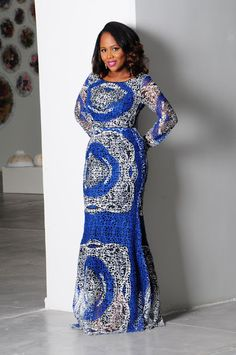 Creative Gown Design for Ladies - http://www.dezangozone.com/2015/12/creative-gown-design-for-ladies_9.html DeZango Fashion Zone