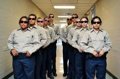 During Academy Week at EVIT, the Law Enforcement students will find out how tough they can be as MCSO, military and police test their limits.