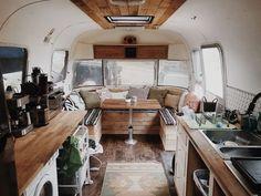 790 Airstream Interiors Ideas Airstream Interior Airstream Vintage Airstream