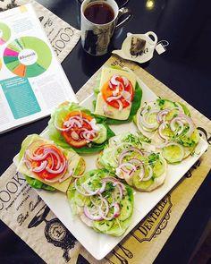 Tym razem beda kanapeczki! 🍞🧀🍅🍴🍵 #healthyfood #healthy #healthybreakfast #healthyliving #healthylife #health #healthylifestyle #sandwich #greens #tea #dieta #diet #fitfood #fit #fitgirl #fitfam #fitness #gym #sport #foodporn #food #meal #breakfast #brunch #lunch #polishwoman #polishgirl #polskadziewczyna #śniadanie  Yummery - best recipes. Follow Us! #foodporn