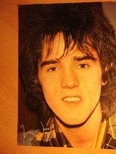 Other Rock & Pop Artist (B) Memorabilia Bay City Rollers, John Wood, Classic Rock, Woody, Boy Bands, Hoop Earrings, Teen, Boys, Artist
