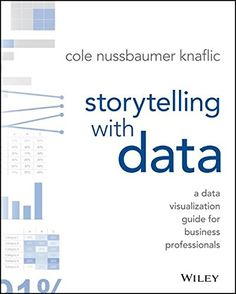 Booktopia has Storytelling with Data, A Data Visualization Guide for Business Professionals by Cole Nussbaumer Knaflic. Buy a discounted Paperback of Storytelling with Data online from Australia's leading online bookstore. Data Science, Science Des Données, Science Books, Computer Science, Effective Communication, Communication Skills, Visual Design, Data Analytics, Business Professional