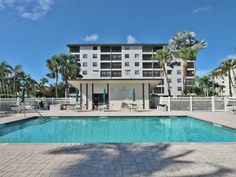 Estero Cove Building 5 Unit 522 - HomeAway South Island, Swimming Pools, Real Estate, Cottage, Mansions, House Styles, Building, Condo, Vacation
