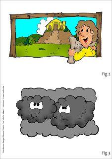 Huis op de rots 2 / Parábola dos dois fundamentos