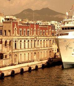 Thessaloniki port, Greece / by ptg1975 via Flickr Crete Greece, Athens Greece, Thessaloniki, Greek Island Holidays, Greece Travel, Greece Trip, Travel Europe, Greece Holiday, Travel Memories