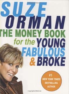 The Money Book for the Young, Fabulous, and Broke by Suze Orman. Got this book when we first got married and it was the best foundation for our financial life. Recommend it for young adults or anyone who needs financial direction...