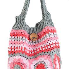 Bolso Crochet de Teresa Nogueira