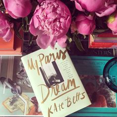 Merci beaucoup to @katherinebetts for sending a copy of her wonderful new book. I'm only a few chapters in and already love it! #myparisdream