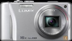 Panasonic Lumix DMC-ZS10 (Lumix DMC-TZ20 / Lumix DMC-TZ22)