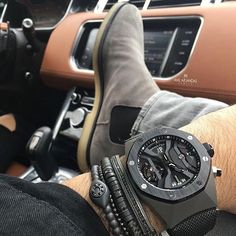 Audemars Piguet Concept x Anil Arjandas Jewels bracelets x Common Projects! Great ...