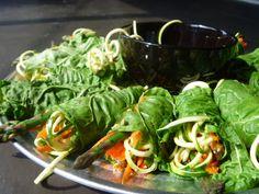 Rainbow-Wrap from Feel Good Guru Toronto Raw Vegan Recipes, Cooking Recipes, Vegan Food, Healthy Recipes, Healthy Foods, Raw Sweet Potato, Sweet Potato Recipes, Vegan Wraps, Green Veggies