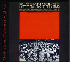 Getta Petry - Russian Songs for Teaching Russian