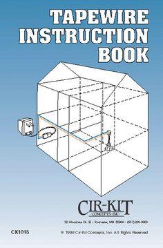cir kit concepts large dollhouse wiring kit ck103 ebay cir kit rh pinterest com Dollhouse Electrical Kits Dollhouse Wiring Troubleshooting