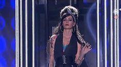 Mária Čírová ako Amy Winehouse / backstage video - YouTube