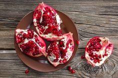 Image Details: Isignstock Contributors Stock photo of Pomegranate. Blood Plasma, Wheat Germ, Acai Berry, Amino Acids, Pomegranate, Ethnic Recipes, Image, Food, Granada