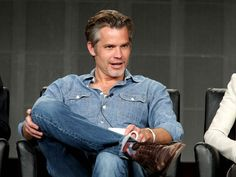timothy olyphant candids - Google Search