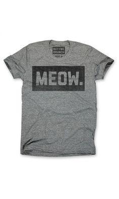 meow tee//