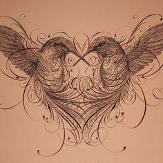 Love Jake Weidmann...fabulous artist/calligrapher!