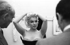 Marilyn Monroe, 1955 norimmatsumoto