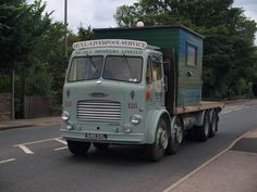 Leyland Octopus Flatback Trucks - 1962 | imagetaker1